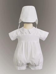 Boys' Cotton Christening Outfits