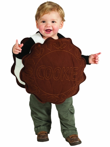 Creamy Cookie Infant Costume