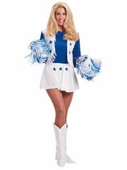 Dallas Cowboy Adult Cheerleader