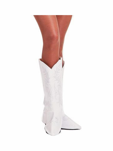 Dallas Cowboys Cheerleaders Adult Boot Tops