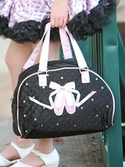 Girls Ballet Bags & Kids Dance Backpacks