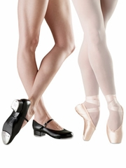 Girls Dance Shoes, Ballet Flats, Tap Shoes & Jazz Shoes