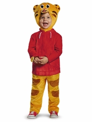 Daniel Tiger�s Neighborhood Deluxe Costume