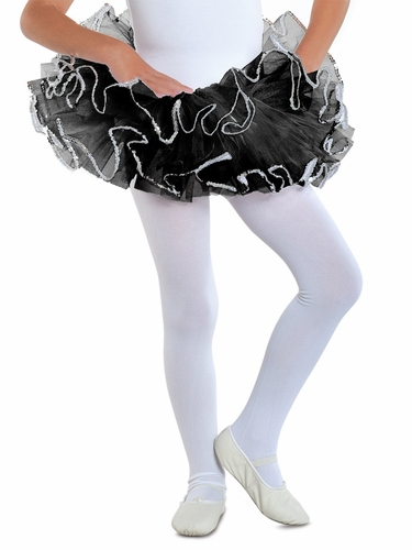 Danshūz Black Sequins Edge Tutu