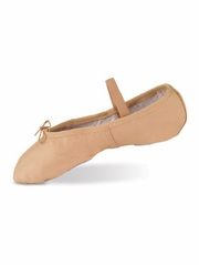 Danshūz Pink Leather Split Sole Shoes