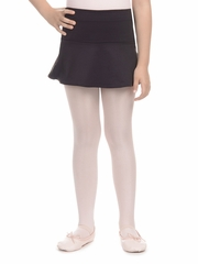 Danskin Black Drop Waist Skirt