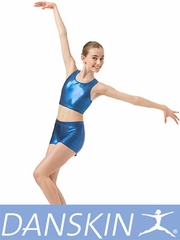 Danskin Gymnastics Clothing