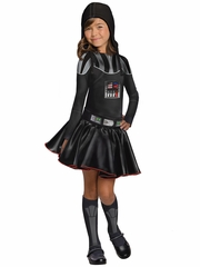 Darth Vader Girl Costume