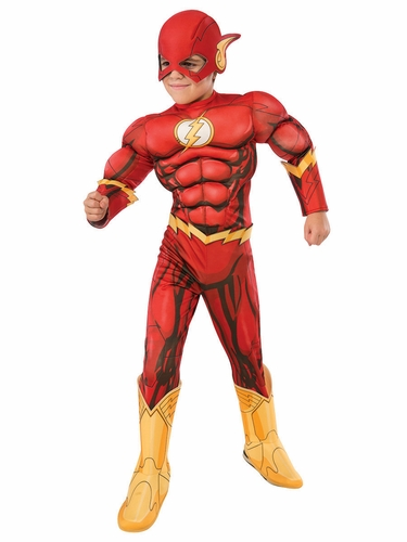 DC Comics Deluxe The Flash Costume