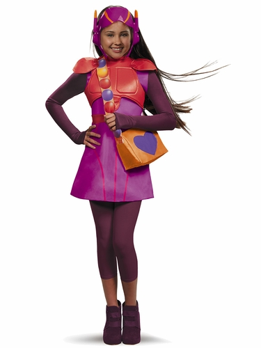 Disney Big Hero 6 Honey Lemon Deluxe Costume
