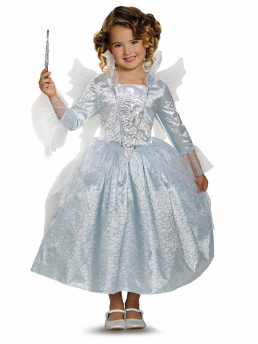 Disney Cinderella Movie Fairy Godmother Deluxe Costume