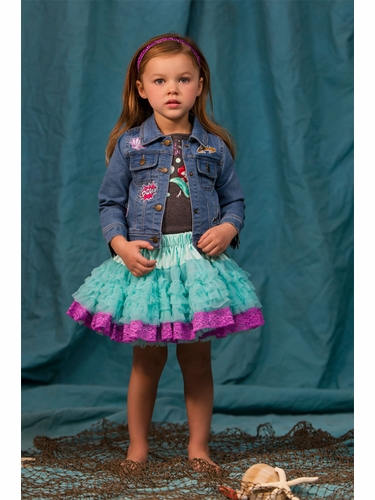 Disney Collection By Tutu Couture Ariel 3 PC Set