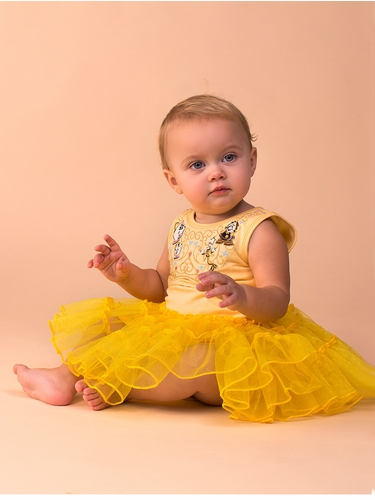 Disney Collection by Tutu Couture Be Our Guest Petti Dress