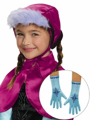 Disney Frozen Anna Bonnet & Gloves