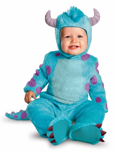 Disney Monster Inc Sully Classic Infant Costume