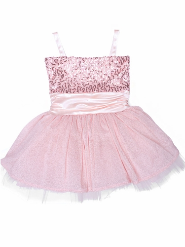 Dolls & Divas Pink Couture Olivia Dress