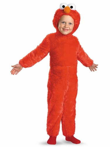 Elmo Comfy Fur Kids Costume