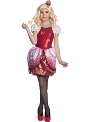 CLEARANCE - Ever After High Apple White Deluxe Costume