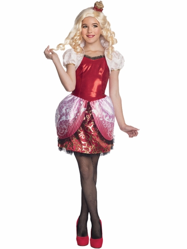 Ever After High Apple White Deluxe Costume