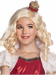 Ever After High Apple White Wig w/ Headpiece