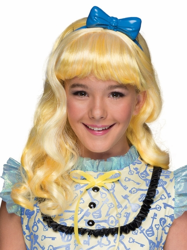 Ever After High Blondie Lockes Wig w/ Headpiece