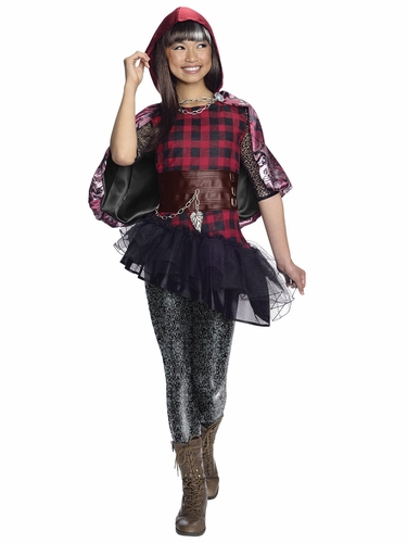 Ever After High Cerise Hood Costume