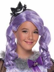 Ever After High Kitty Cheshire Wig w/ Headpiece