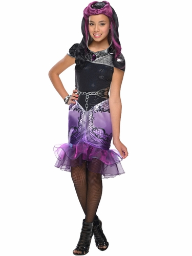 Ever After High Raven Queen Deluxe Costume