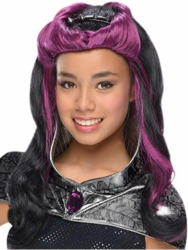 Ever After High Raven Queen Wig w/ Headpiece