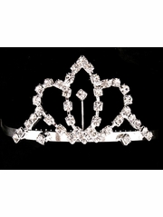 Extra Small Crown Tiara