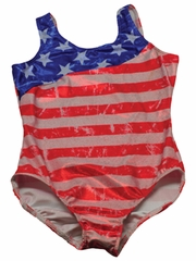 Flag Leotard