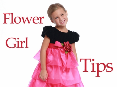 Flower Girl Tips & Tricks