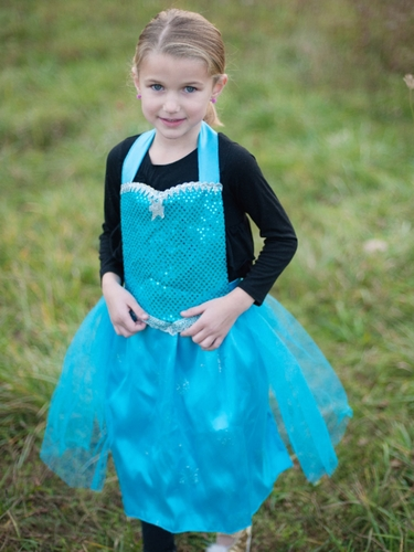 Frosted Sisters Reversible Apron