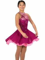 Jerry's 125 Fuchsia Rhythm of Roses Dress