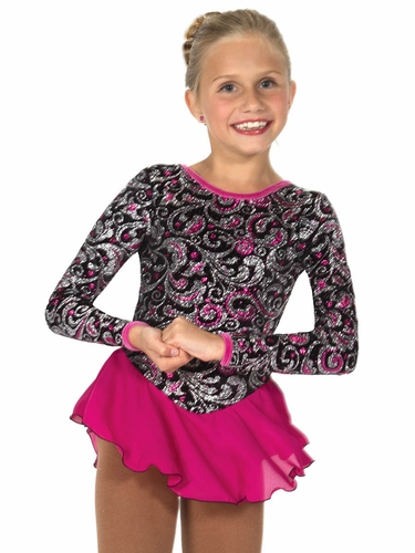 Jerry's 13 Fuchsia Take a Twirl Dress