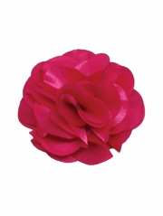Fuchsia Satin Flower