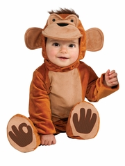 Funky Monkey Infant Costume
