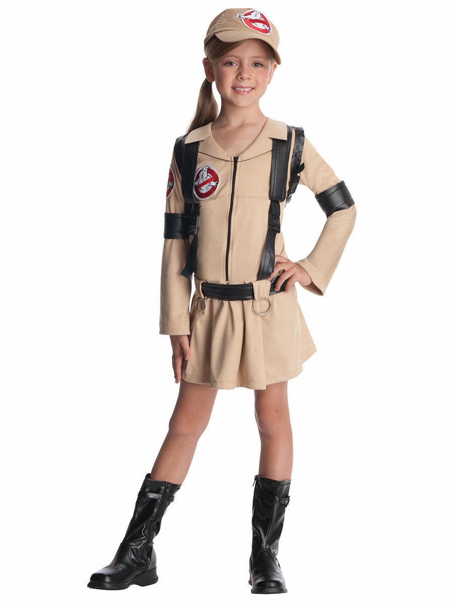 ghostbusters girl costume. Black Bedroom Furniture Sets. Home Design Ideas