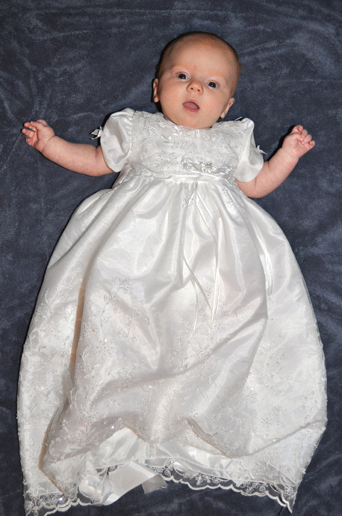1b3de3ce53544 ... Girls Christening Gown w Beadwork. Click to Enlarge Click to Enlarge ...