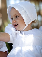 Girl's Christening Gowns & Dresses