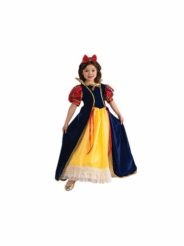 Girls Enchanted Princess Costume