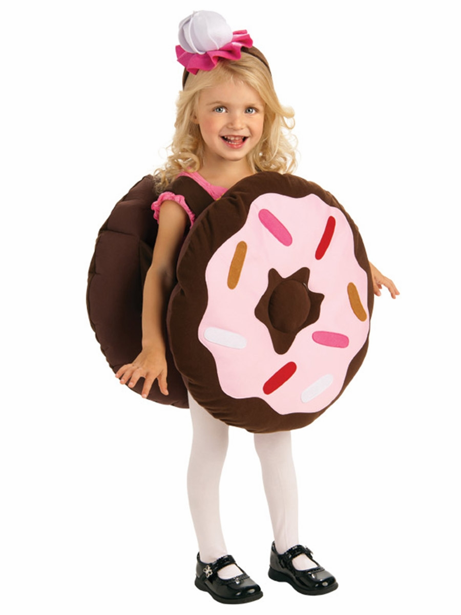 sc 1 st  Pink Princess & Girls Sprinkle Doughnut Costume