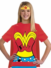 Girls Wonder Woman T-Shirt