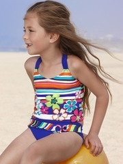 Gossip Girl Sun Still Shines 2PC Tankini