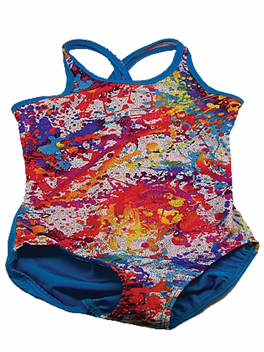 Graffiti Leotard