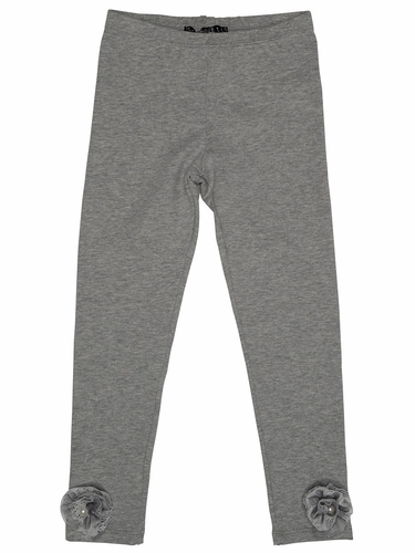 Biscotti Gray Delovely Legging