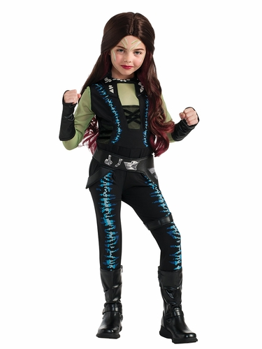 Guardians Of The Galaxy Deluxe Gamora Costume