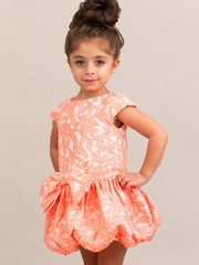 Halabaloo Melon Perfect Bubble Dress
