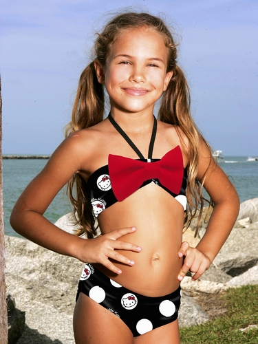Hello Kitty Bling Kitty Bikini Set