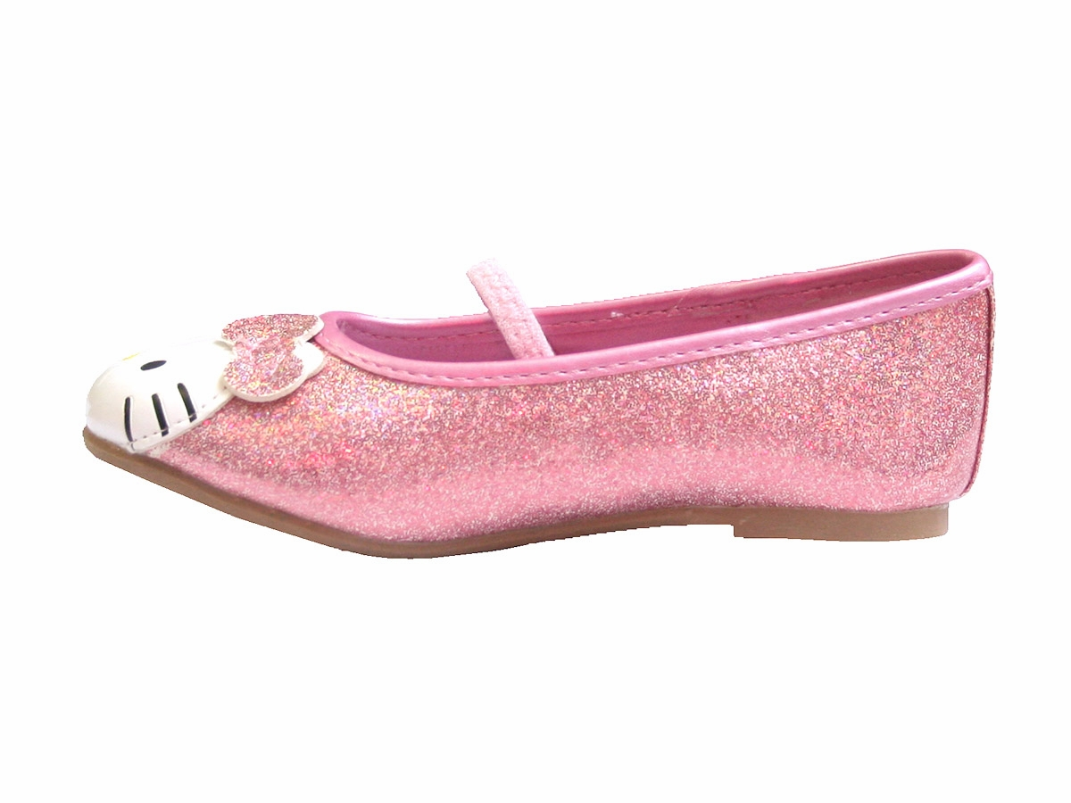 Hello Kitty Pink Lil Abbey Shoes